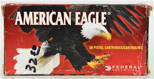 50 Rounds Federal American Eagle Ammunition 45 GAP