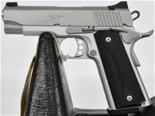 Kimber 1911 Stainless Pro Carry II .45