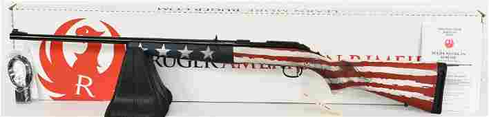 Brand New Ruger American Heartland 22 Magnum Rifle
