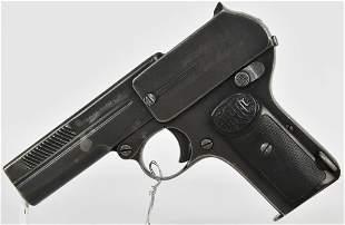 Dreyse Model 1907 32 ACP Semi Auto Pistol