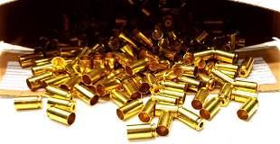 10 Lbs Of .40 S&W Empty Brass Casings Appears