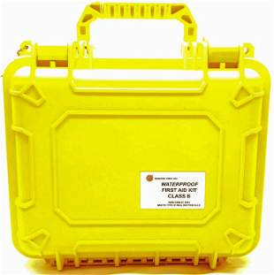 Genuine Water Proof First Aid Kit In Hardcase