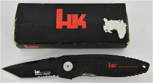 HK X-15- T.N Single Blade Folding Pocket Knife
