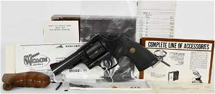 Dan Wesson Model 14 .357 Revolver 3 3/4""