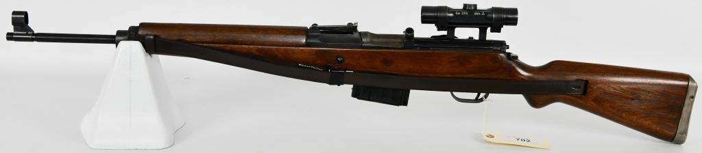 Walther G43 WWII Sniper Rifle W/ ZF4 Scope
