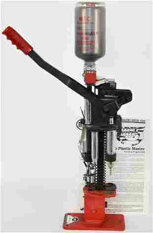 Mec JR 600 Single Stage 12 Ga Reloading Press