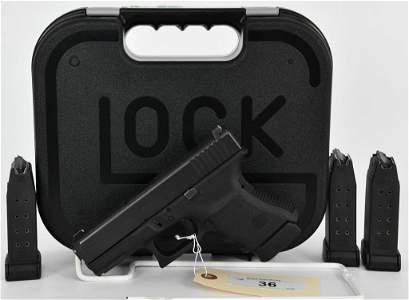 Glock 30 SF Semi Auto Compact Pistol .45 ACP