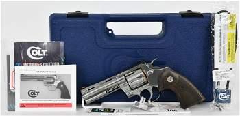 "Brand New Colt Python .357 Magnum Revolver 4.25"""