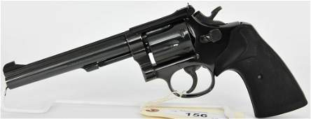 Smith & Wesson Model 48-4 .22 Magnum