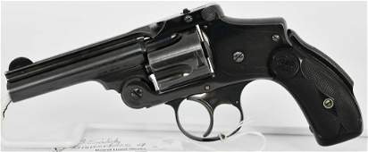 Smith  Wesson Safety Hammerless 4th Model