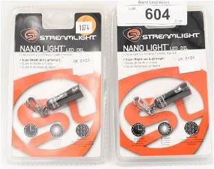 NIP Streamlight Nano Pocket Light