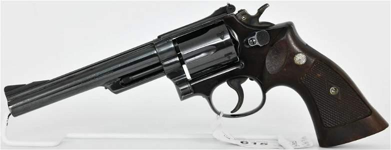 Rare Smith & Wesson Model 53 .22 Jet Magnum