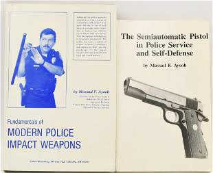 Lot of 2 Shooters Gun Books