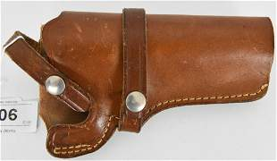 Smith Wesson 21 34 Brown Leather Holster