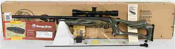 Savage Model 93R17 Bolt Action Rifle .17 HMR