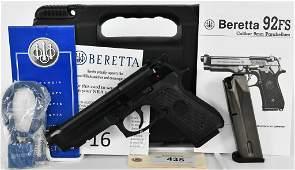 Beretta M9A1 Semi Automatic Pistol 9mm