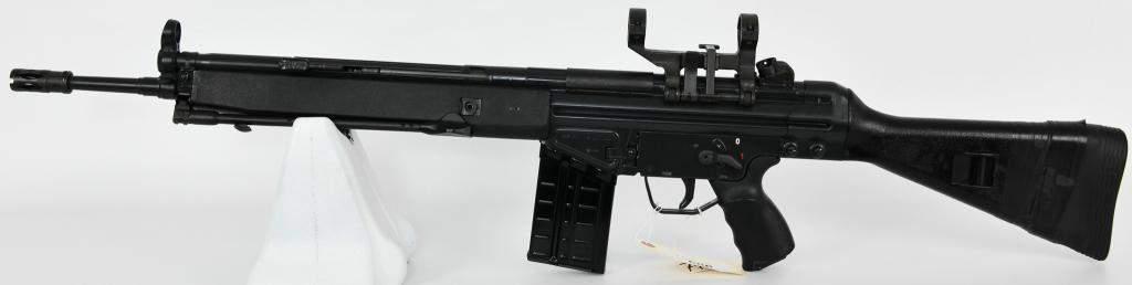 Desirable Pre-Ban Heckler & Koch HK91 Semi-Auto