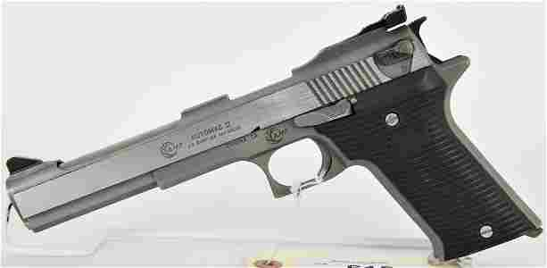 """AMT Automag II .22 Magnum 6"""" Barrel"""