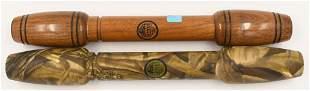 2 Big River Calls Long Honker Goose Flute