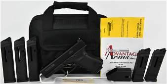 Glock Gen 4 W/ Advantage Arms Conversion Kit .22