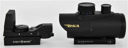 Sightmark Red Dot Sights Sure Shot & BSA Optics