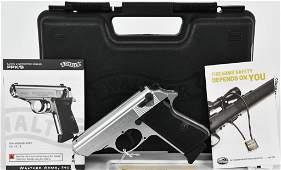 Brand New Walther PPK/S Semi Auto Pistol .22 LR