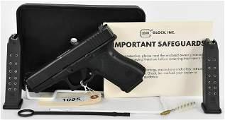 Glock 23 Gen 2 Semi Auto Pistol .40 S&W