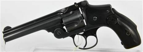 Smith  Wesson Safety Hammerless 4th Model 38