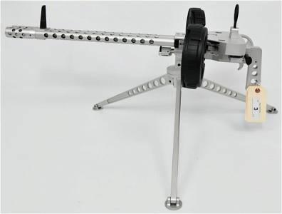 Ruger / Barhorst Gatling Gun Dual Rifle