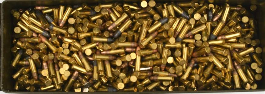 Over 2200 Rounds Of .22 LR Ammunition In Ammo Can