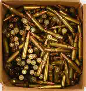 Approx 450 Rounds Of Remanufactured .308 Ammo