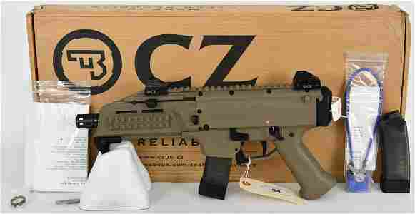 Brand New CZ Scorpion Evo3 S1 Pistol 9MM