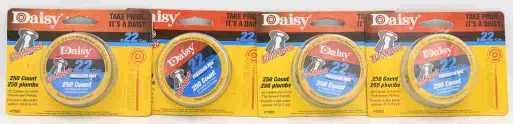 1000 Count Of Daisy 22 Cal 55mm Pellets NEW