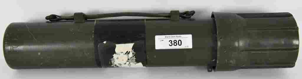 Plastic Threaded US 81MM MORTAR TUBE