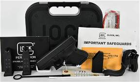 New GLOCK 27 Gen 4 Semi Auto Pistol .40 S&W