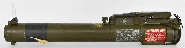 US Army M72A1 66mm Rocket Launcher