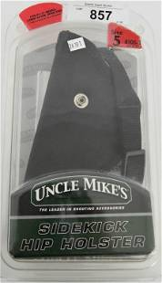 Uncle Mikes Sidekick Hip Holster Size 5 NIP