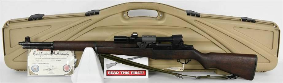 M1D Sniper Garand Rifle W/ M84 Telescope M1E8