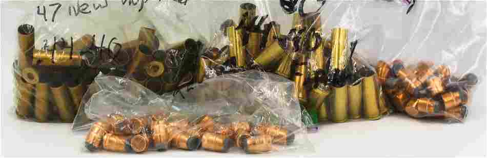 Approx 107 Count Of 4440 Empty Brass Casings