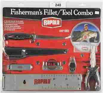 NIP RAPALA Fishermans FilletTool Combo