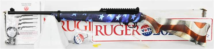 Brand New Ruger 10/22 American Flag 4th Collectors