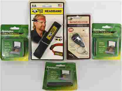 Lot Of 5 New In Package Gun Accessories