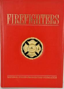 FIREFIGHTERS National Fallen Firefighters Foundato