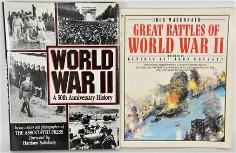 2 World War II reading Great Battles of World