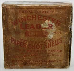Rare Collectors Box Of 92 Rds Winchester 12 Ga