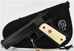 Colt MK IV Series 70 Government 9MM Pistol
