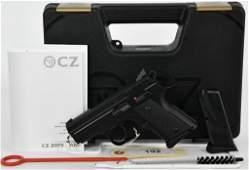 CZ 2075 RAMI Sub Compact Pistol 9MM