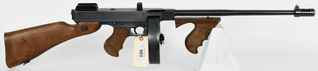 Auto Ordnance Thompson 1927 A1 .45 ACP Tommy Gun
