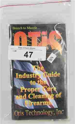 OTIS Military Issue Buttstock M16 Cleaning kit