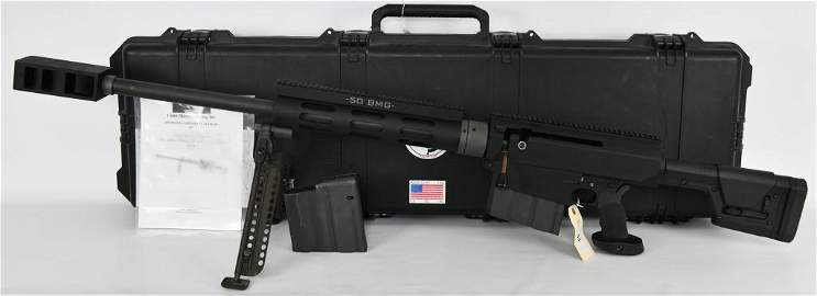 Brand New Cobb Manufacturing BA-50T Rifle .50 BMG